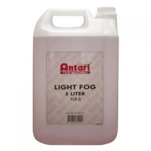 Antari Fog Fluid Light 5 Ltrs Flr 5 119955 P